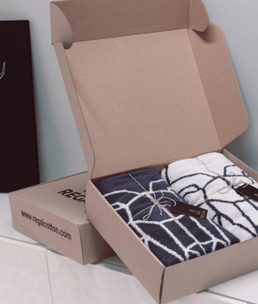 Zdjęcie ręczników regal cotton #jeleń w opakowaniach