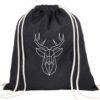 Bawełniany plecak Regal Cotton z jeleniem